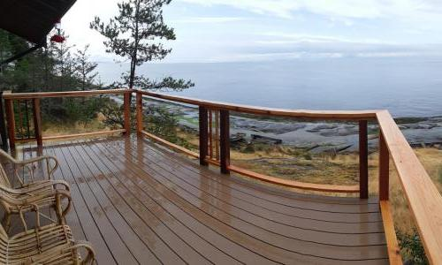 Galiano Island House #1